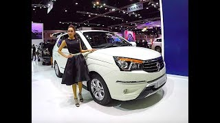 New 2018 MPV SsangYong STAVIC Turismo