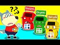 Lycan in Arabic 🌟 Yes Yes! Protect the Environment, Lycan! | Lycan Learns Good Habits for Kids