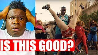 FIRST TIME HEARING - DaBaby - BOP on Broadway (Hip Hop Musical) - REACTION