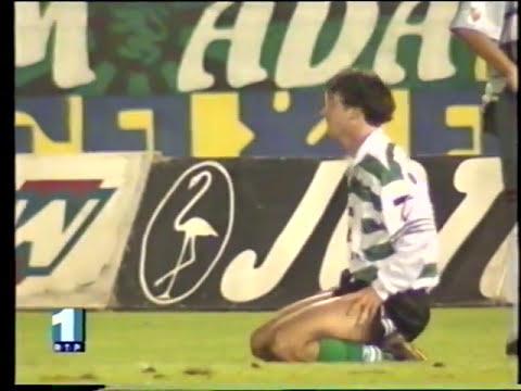 12J :: Sporting - 2 x Campomaiorense - 0 de 1997/1998