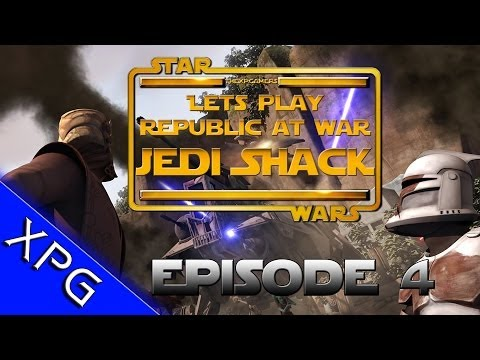 Lets Play... Star Wars Republic At War! Episode 4