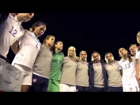 USWNT- Scars to your beautiful