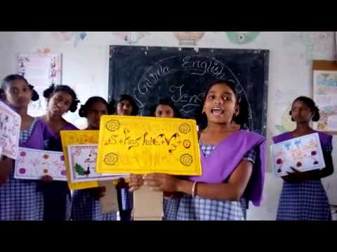 Club activity performed by kgbv gurla students in vizianagaram district