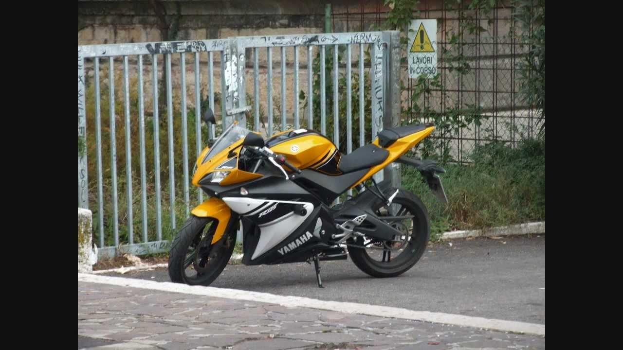 Yamaha yzf r125 usata moto usate 2016 car release date - My Yzf R125 Hd La Mia Yzf R125 Hd