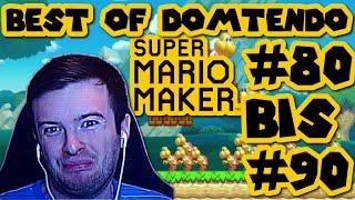 Best Of Domtendo #3 ☆ Super Mario Maker Online (Part 80-90)