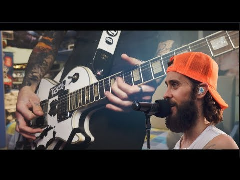 Thirty Seconds To Mars - Rescue Me [Official ROCK COVER] + TAB