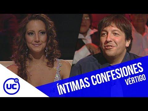 Las íntimas confesiones de Julio César Rodríguez y Carolina Gámez   Vértigo 2004