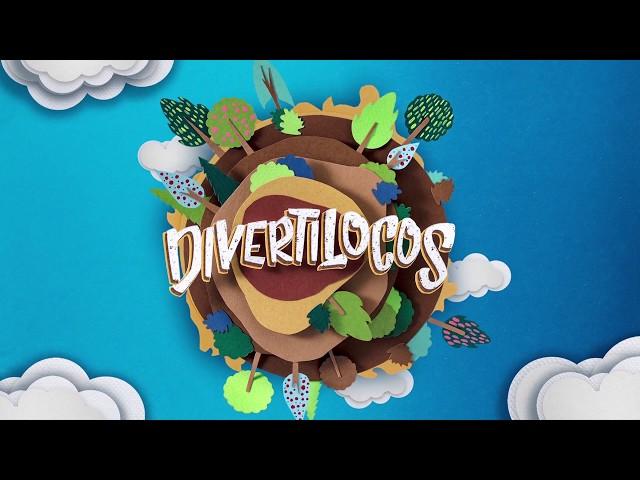 Kinder® Joy presenta: Crazy Friends Divertilocos