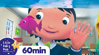 Big or Small +More Nursery Rhymes and Kids Songs | Little Baby Bum