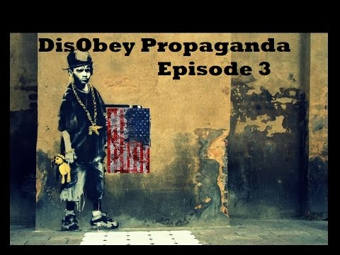 DisObey Propaganda Episode 3: Krease My American Flag