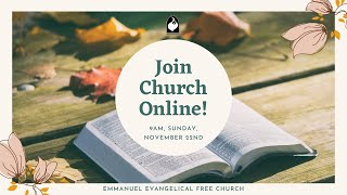Christians in the Marketplace - Dr. Alex Tang // 22nd November 2020