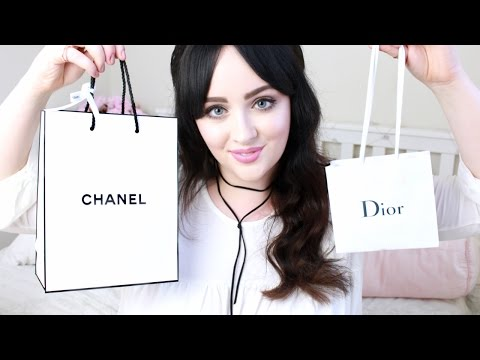 High End / World Duty Free Makeup Haul! | Becca Rose #HaulWeek
