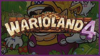 Wario Land 4 review - SNESdrunk
