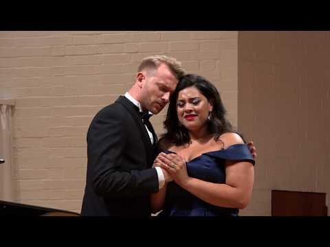 IMA 2018: Gabriella Reyes de Ramírez, soprano; Hubert Zapiór, baritone - Nedda/Silvio