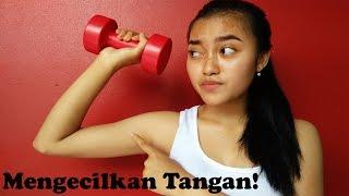 Cara Mengecilkan Tangan - Membakar Lemak Lengan (Lose Arm Fat Tutorial)   INDOFITNESS