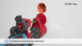 KAISER ECON Flex lufttæt elektronikdåse