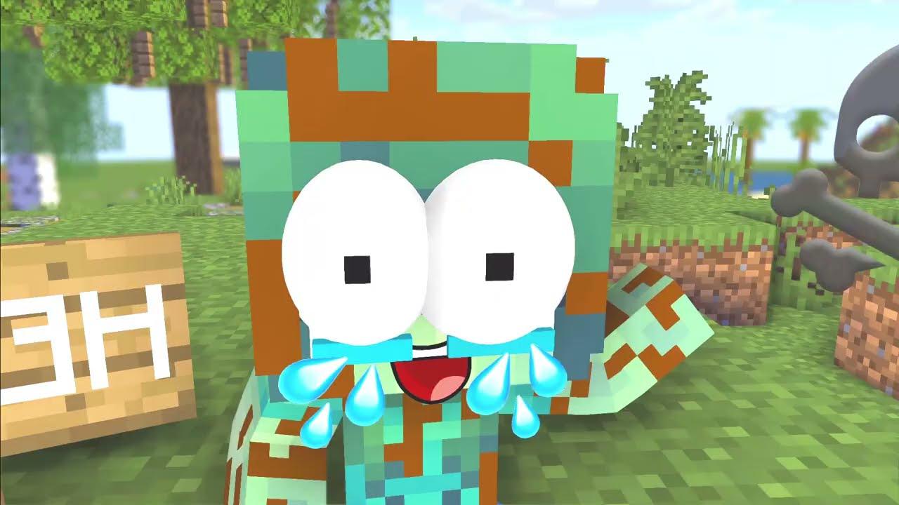 Monster School: Bad Mother Brewing Baby Herobrine Poor Zombie Life All Episode - Minecraft Animation