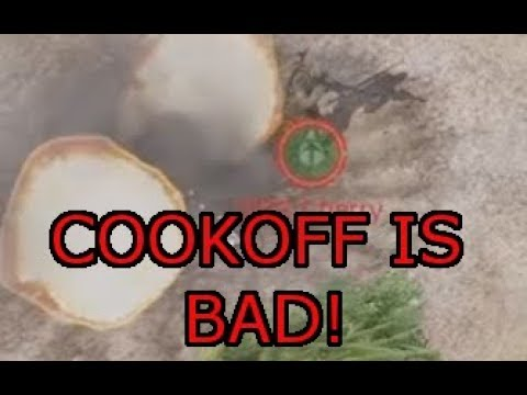 Lemmings: Why NOT to walk into cookoff in Arma 3 Iron Front Ops