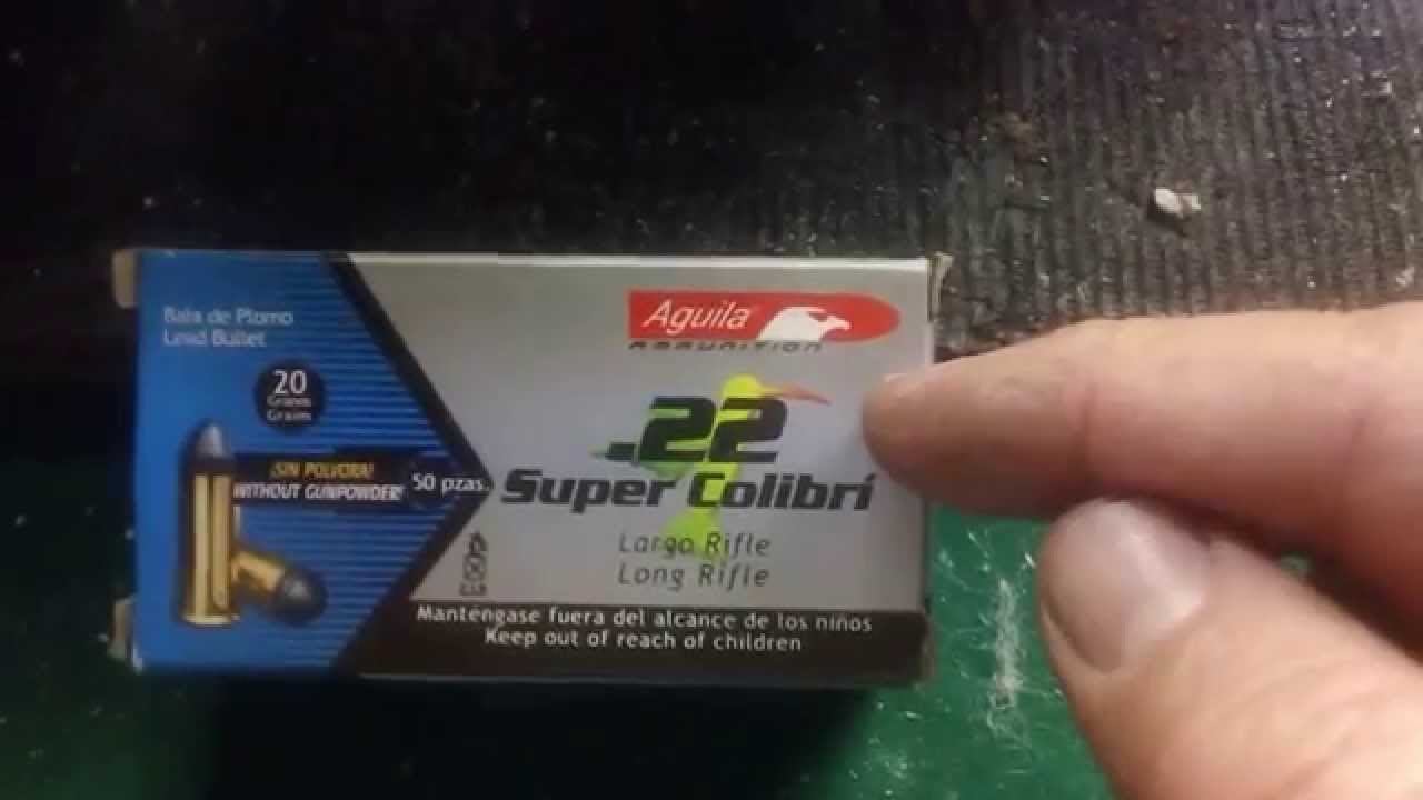 22LR primer only (Aguila super colibri) from a rifle into drywall - how far  does it penetrate?