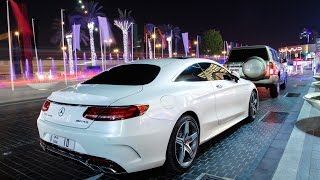 2015 Mercedes-Benz S63 4matic Coupe