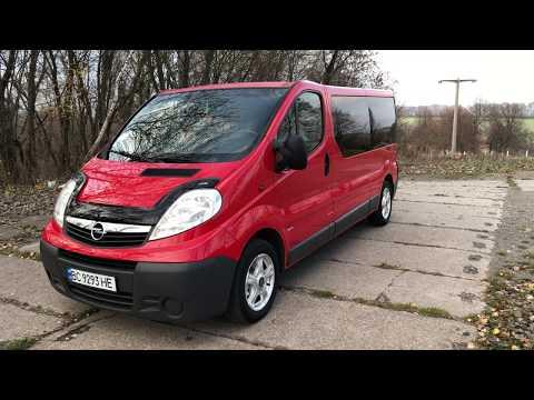 Opel Vivaro Long 2.5 Passenger