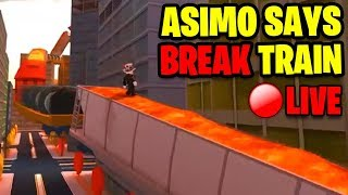 ROBLOX IS DOWN 🔴 Roblox Jailbreak SIMON SAYS BREAK THE TRAIN (Winner Gets FREE $10 Robux Card)