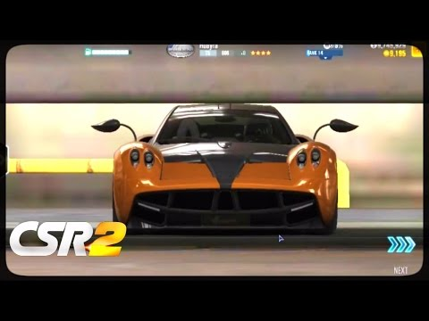 CSR Racing 2 -  Opening crates, 17 Silver, 13 Gold - Episode 3