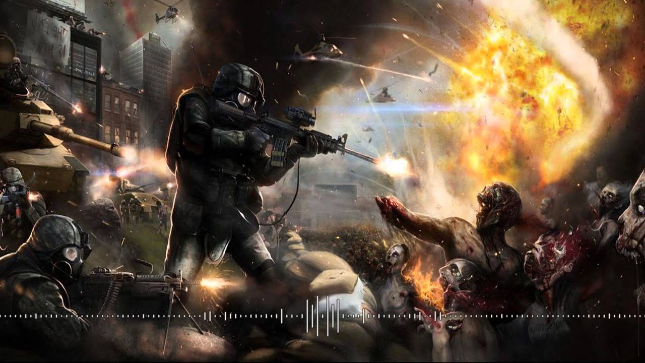 Killzone Shadow Fall Wallpaper Best Dubstep Ever Alex Boye Zombie Soloteer Remix