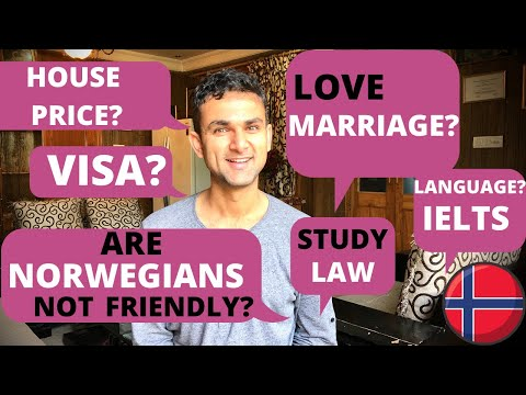 Question & Answer about NORWAY | Indians living abroad | Norway Vlog