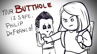 Butthole Safety on Sourcefed Animated
