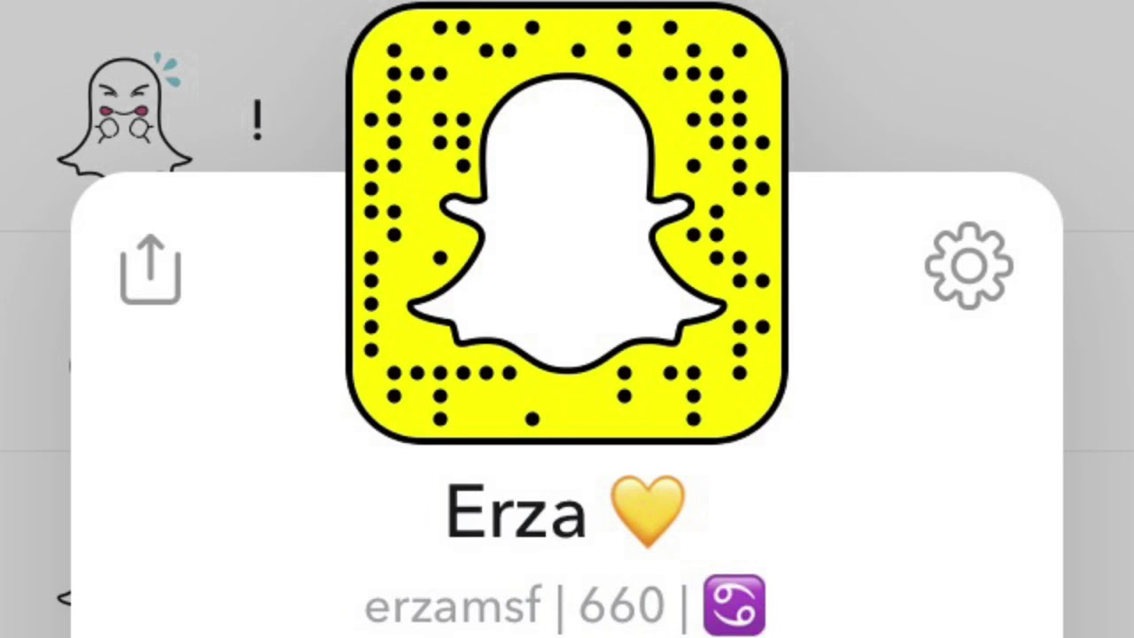 Exceptionnel Snapchat Erza 💛 - YouTube OY16