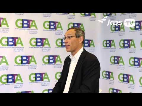 Marc Zuber Group Procurement Manager Nestlé at GBTA Europe