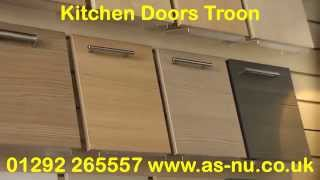 Kitchen Doors Troon And Kitchens Troon