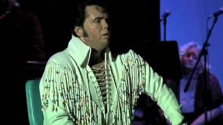 King of the whole wide world Elvis tribute show live ( FOR CHURCHES)