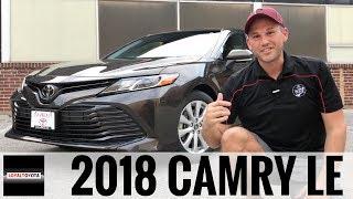 2018 Toyota Camry LE - LoyalDriven