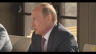 Иван Шонус: предложения лидера греков Крыма на встрече с Путиным 2015.08.17