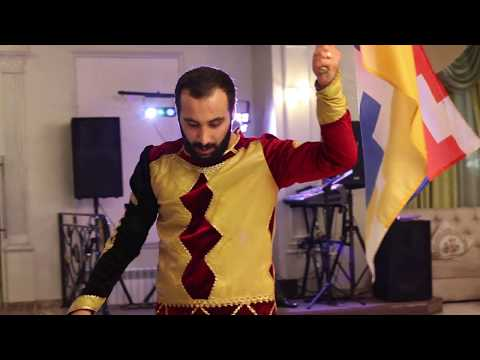 Армянский танец Арцах