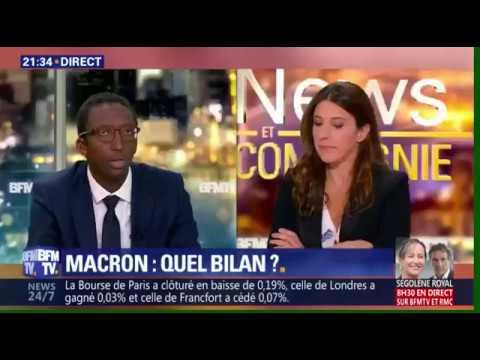 News et Compagnie, BFMTV - 6 novembre 2017