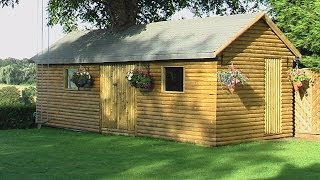 Summer House Construction In Hertfordshire Uk - Hammon Build