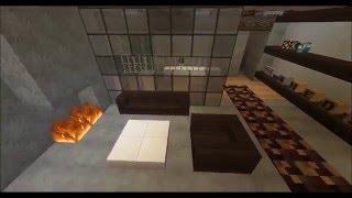 Minecraft - Modern Apartment - Speedbuild
