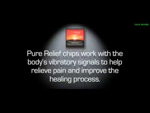 Experience pain relief, better sleep, more energy,cieaura chip