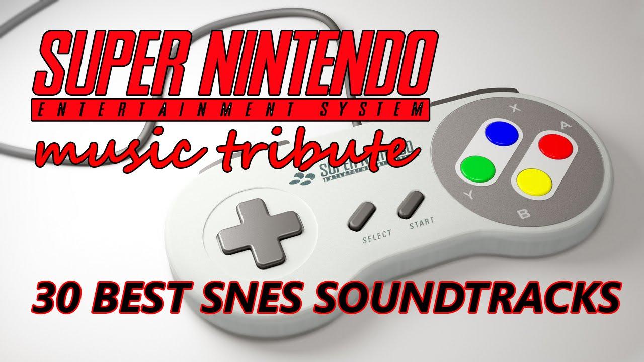 30 Best SNES Soundtracks - Super Nintendo Music Tribute