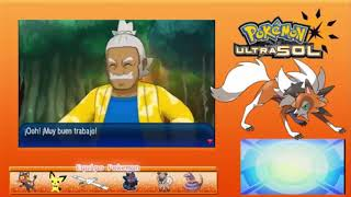 Pokemon UltraSol  #8 Surfeamos En Mantine
