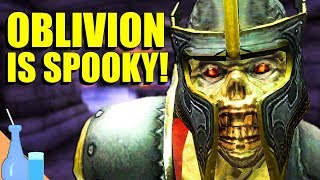 The 5 Spookiest Quests In Oblivion