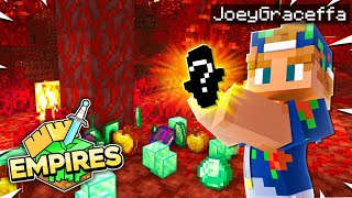 I Lost ALL Of My Loot For One Item...   Minecraft Empires SMP - Ep.06