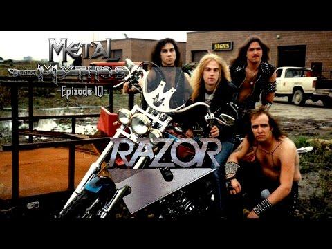 Metal Mythos: RAZOR