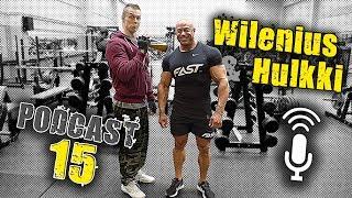 Wilenius & Hulkki PODCAST 15: kehonkuva ja ulkonäköpaineet nykyaikana