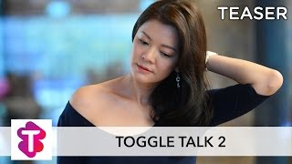 Michelle Chong hopeful, but not actively looking, for love (Toggle Talk 2 teaser)