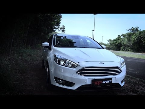 Avaliação Focus Fastback Titanium Plus 2016   Canal Top Speed
