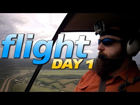 Flight - Day One (60fps)